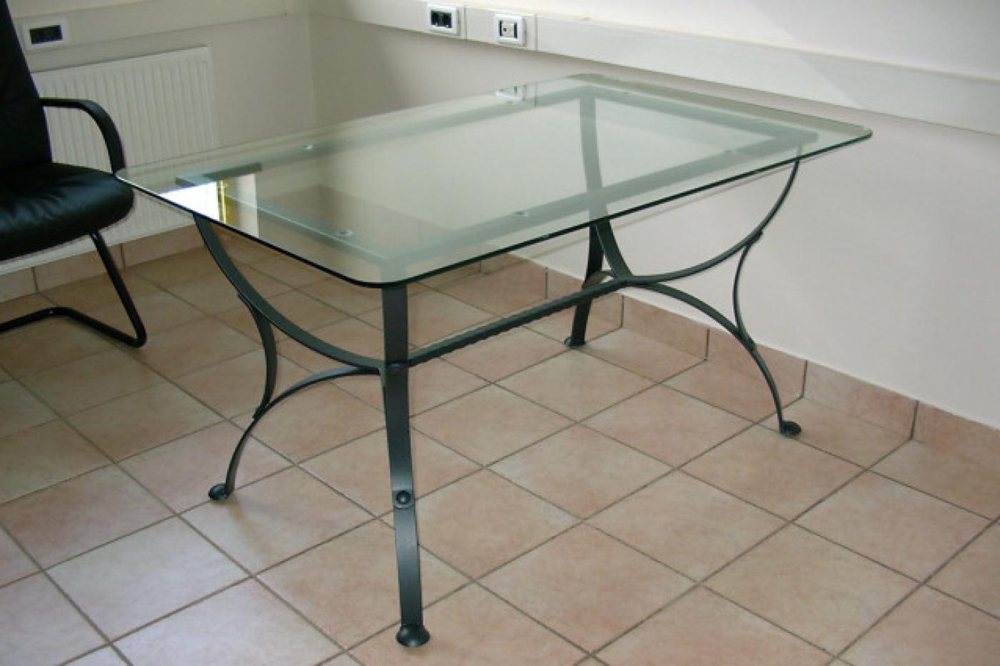 Pravokotna miza Castrum - 7